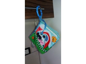 Fisher price mekana knjiga za bebe
