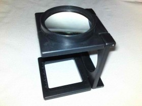 Folding Magnifier 75 mm Diameter Lens