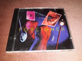 Foreigner- The Very Best And Beyond- 1992. god.