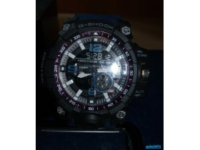 G-shock CASIO, Triple Sensor Multi Band 6 Tough Solar.