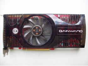 GAINWARD  GTS 250 1Gb ddr3 256 bit. pci-e hdmi