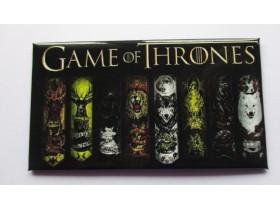 GAME OF THRONES MAGNET ZA FRIŽIDER