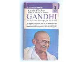 GANDHI  by Louis Fisher