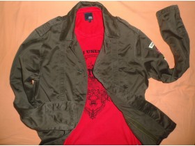 GAS - VRH - Military - M + Jack & Jones majica !!!!