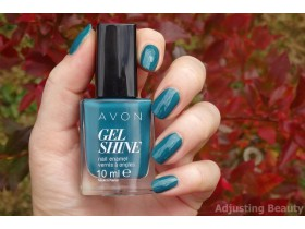 GEL SHINE LAK ZA NOKTE JADED SKY AVON