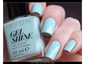 GEL SHINE LAK ZA NOKTE MINT TO BE AVON