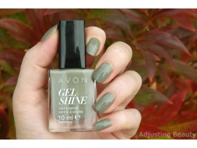 GEL SHINE LAK ZA NOKTE STONEWASHED CLAY AVON