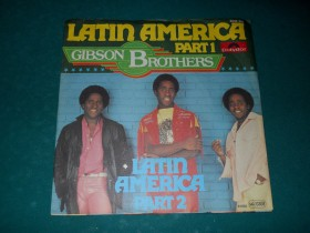 GIBSON BROTHERS - Latin America (Part I & II)