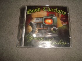 GOOD CHARLOTTE - THE YOUND AND THE HOPELESS ( AUSTRIA )