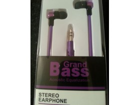 GRAND BASS SUPER STEREO SOUND SLUSALICE EXTRA KVALITET