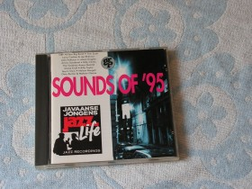 GRP-THE SOUNDS OF '95-CD