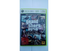 GTA Episodes from Liberty City Xbox 360 dve igre Origin