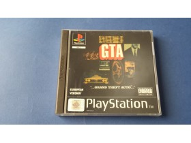 GTA - Playstation 1