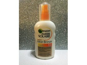 Garnier ideal bronze spf 15 sprej