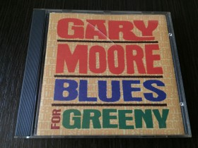 Gary Moore - Blues For Greeny (Original)