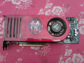 GeForce 8800GTX 768MB 384bit