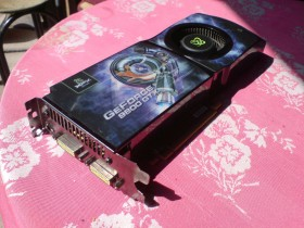 GeForce 9800GTX-GTX+ 512MB 256bit