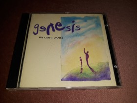 Genesis- We Can't Dance- 1991. god.- Kanadsko izd.