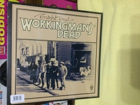 Grateful Dead- workingsman s Dead. Novo