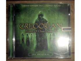 Gregorian - Masters Of Chant Chapter IV
