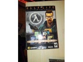 HALF LIFEBORGINALNA IGRICA PLATINUM COLLECTION PC