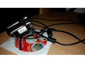 HAMA AC-140 Webcam & Headset - 11596 0.3 Mpix