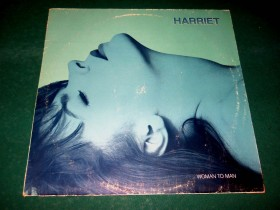 HARRIET - Woman To Man (German Press)