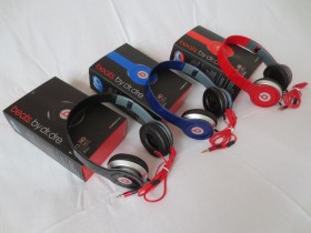 HD Slusalice Monster Beats by Dr.Dre Plave - Novo