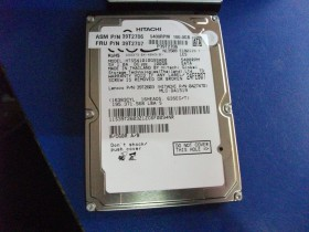 "HDD 2.5"" 100GB Hitachi 100% health"