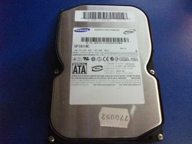 "HDD 3.5"" 160GB Samsung"