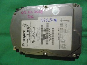 HDD Seagate ST3660A (545 MB)