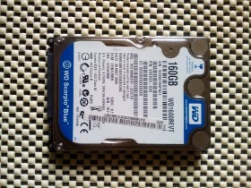 HDD sata 2.5* 160GB 100/99