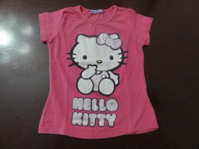 HELLO KITTY ROZE MAJICA,VEL.6
