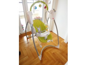 HIT PONUDA! Ljuljaska za bebe GRACO Swing n'bounce