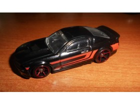 HOT WHEELS - '07 FORD MUSTANG
