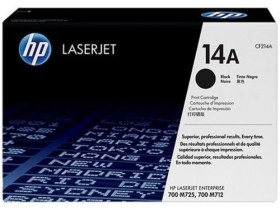 HP 14A (CF214A) Black Toner