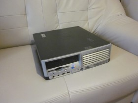 HP Compaq dc7100 sff / Intel HT 3,0GHz / 120GB HDD sata