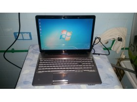 HP DV7 (17 in/AMD Dual 2GHz/3 Gb/250 Gb HDD/ATI HD3450)