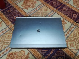 HP Elitebook 2570p-i5-3320-4gb-320Hdd-3h bat