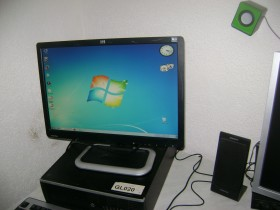 HP L1908w 19-inch Widescreen LCD Monitor