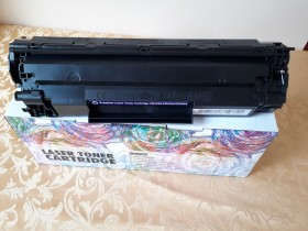 HP Laser Toner Cartridge - NOVO
