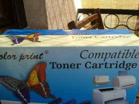 HP TONER CARTRIDGE NOV