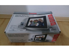 "Hama  Digital Photo Frame, 20.32 cm (8.0"")"