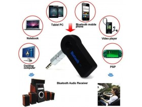 Handfree Car Bluetooth Recever, AUX Adapter NOVO!