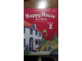 Hapy House New Edition udžbenik 2