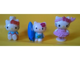 Helo Kitty mini figurice!!!