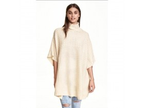 H&M divided ponco/dzemper Oversized