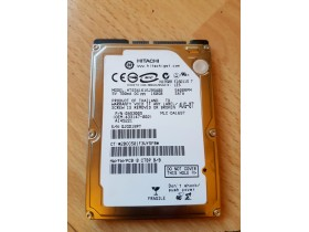 "Hitachi 160GB 2.5"" Sata #2"