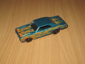 Hot Wheels 1974 Dodge Charger