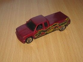 Hot Wheels Chevy Customized C-350